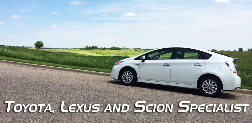 Toyota, Lexus and Scion specialist